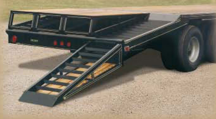 Coose Trailers Flatbed Gooseneck Trailers